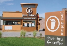 Java Detour dricethrou