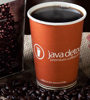 Java Detour Premium Gourmet Coffee